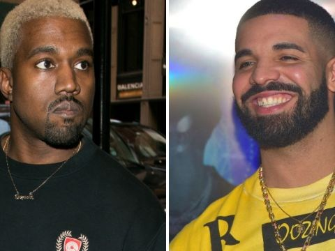 Drake may have 'ghostwritten' songs for Kanye West's new album which makes Pusha T rap beef even more awkward