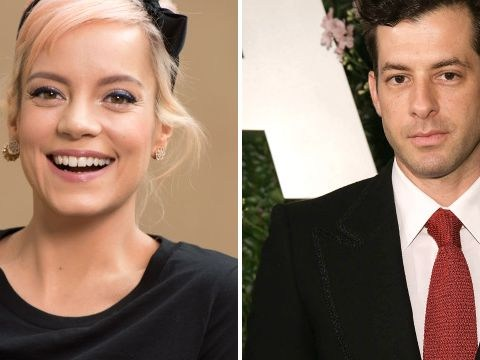 Lily Allen reveals difficulties of working with Mark Ronson: 'It is a little fraught'