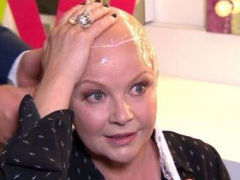 Gail Porter fancies getting a wig 13 years after she lost all of her hair to Alopecia