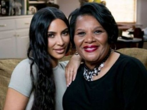 Kim Kardashian meets released prisoner Alice Marie Johnson for first time – and teaches her about Snapchat filters