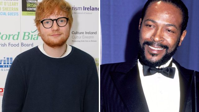 Ed Sheeran sued for £74million over claims he copied Marvin Gaye's iconic Let's Get It On