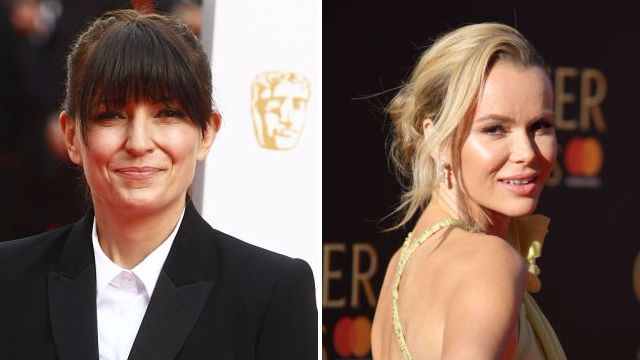 Davina McCall 'lined up for Celebrity Apprentice alongside Amanda Holden'