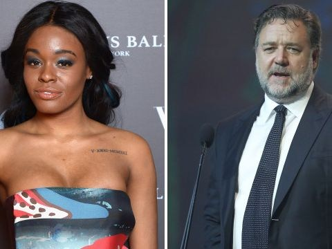 Azealia Banks needs $100,000 so she can sue Russell Crowe