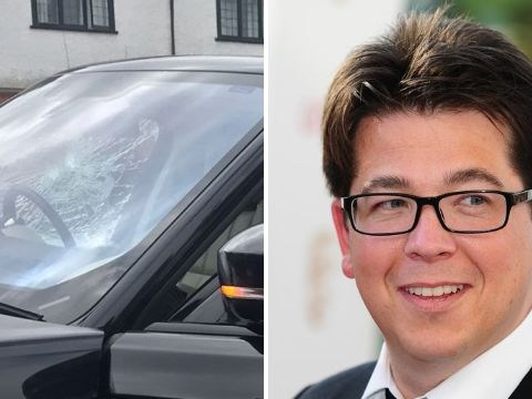 'I'm going to get a new watch': Michael McIntyre jokes after being mugged by moped robbers in broad daylight
