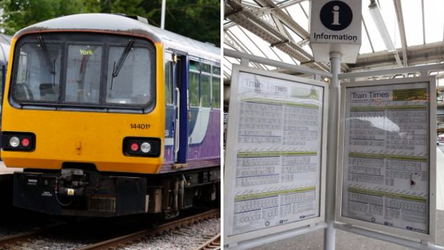 Northern Rail removes 165 daily trains until end of July