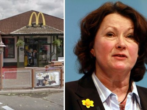 Boy taken to McDonald's overnight because 'there was nowhere else to take him'