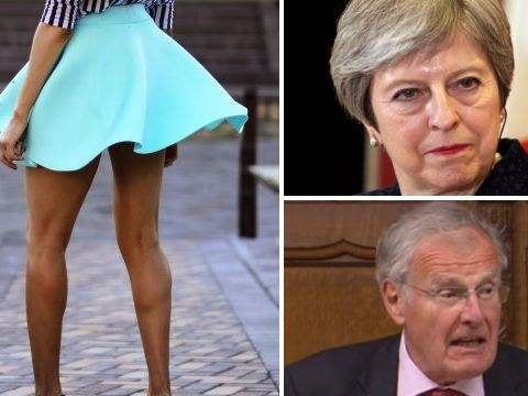 Upskirting ban set to become law despite Christopher Chope block