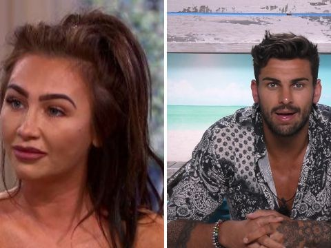 Lauren Goodger defends Love Island's Adam as she brands Rosie a 'psycho'