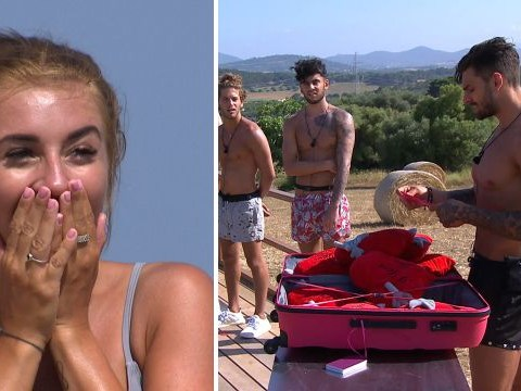 Love Island couples air their Excess Baggage in awkward first challenge