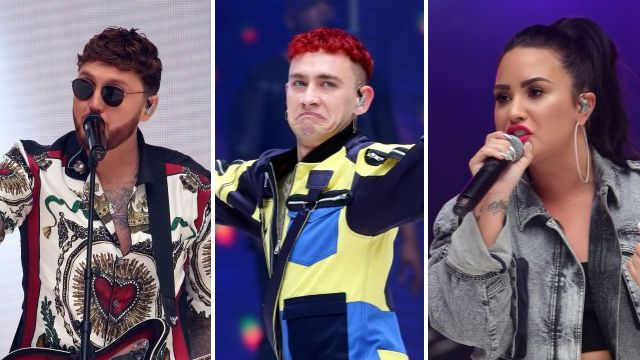 Years and Years, Demi Lovato and James Arthur tear up the Capital Summertime Ball