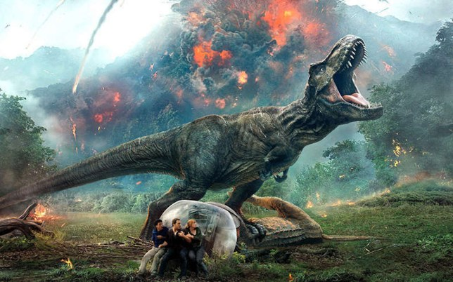 When is Jurassic World Fallen Kingdom out on DVD? | Metro News