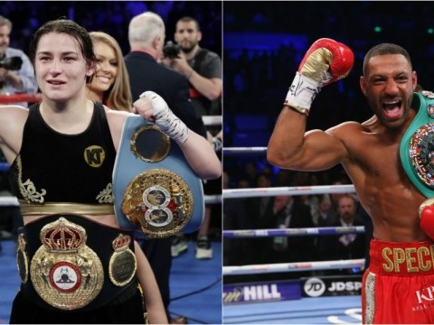 Katie Taylor and Kell Brook added to Dillian Whyte vs Joseph Parker undercard