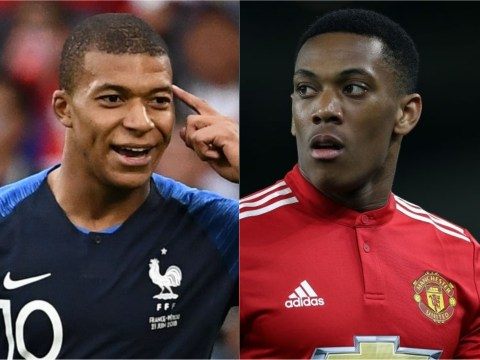 Manchester United ready to include Anthony Martial in bid to sign Kylian Mbappe from Paris Saint-Germain