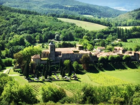 Machine du Vin is a boutique music, wine and food festival at a chateau in the South of France