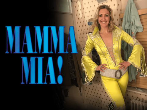 Actress from show next door steps in at last minute to save Mamma Mia musical