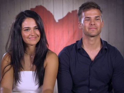 First Dates viewers can't get over Michelle Keegan doppelganger on the series finale