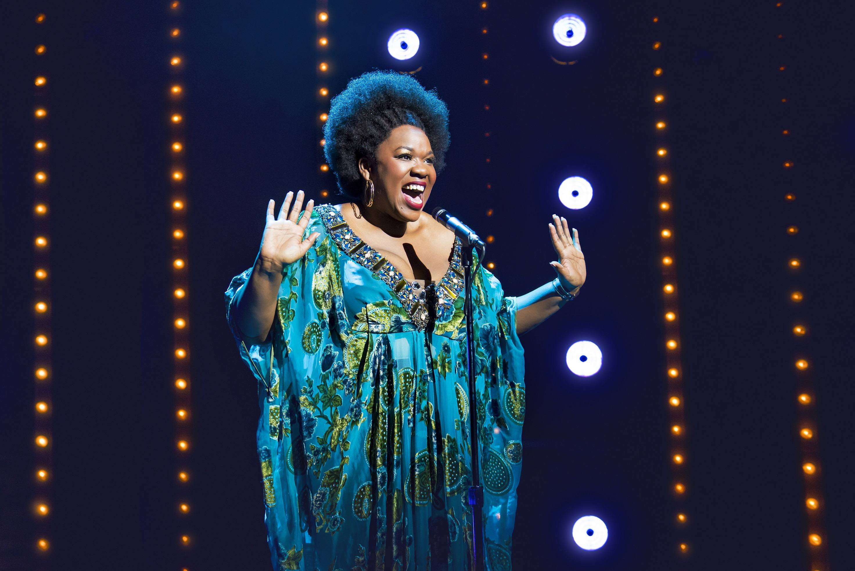 Dreamgirls star calls on West End and Broadway to let 'black people in on the money'
