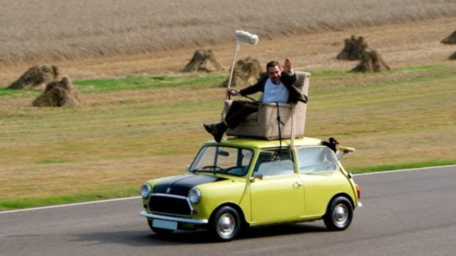 Mr Beans Actual Car Is For Sale Right This Second If You Have A