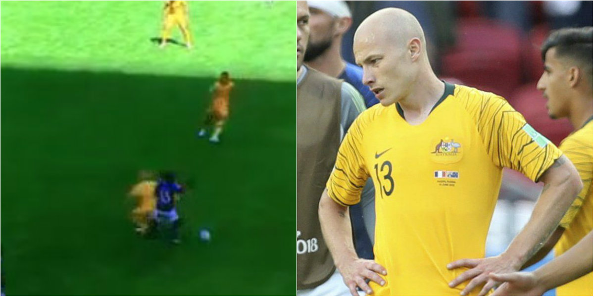 Chelsea star N'Golo Kante turns Aaron Mooy inside out with skill