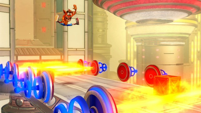 Games review: Crash Bandicoot N  Sane Trilogy comes to Nintendo