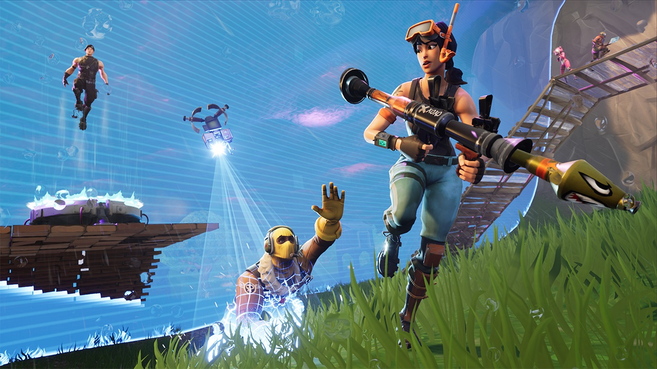 Fortnite comes to Nintendo Switch