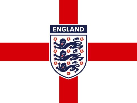 Why do England have three lions on their shirt?