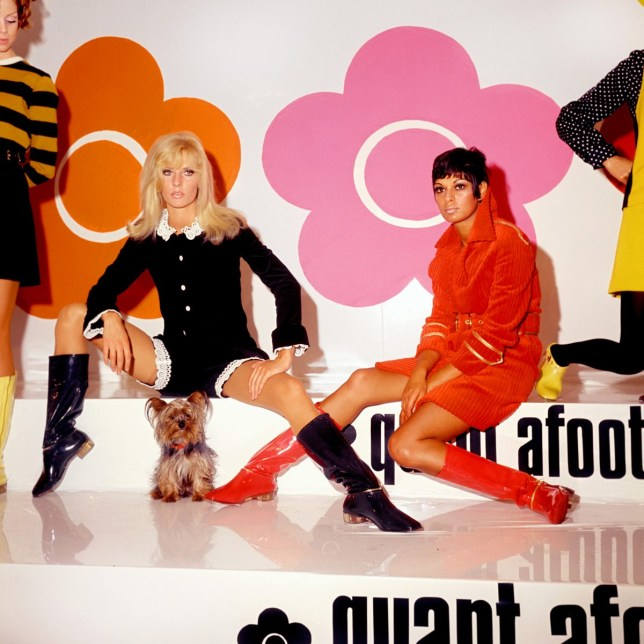 Mary Quant is getting her first exhibition in 50 years