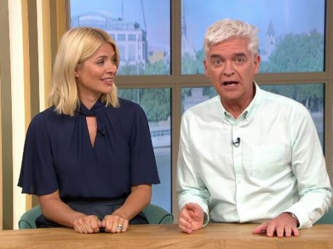 Phillip Schofield recounts 'near death episode' after being stung by a bee