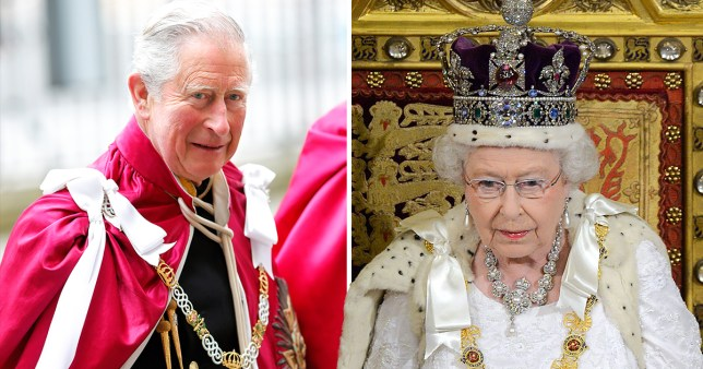 Prince Charles (pictured) will become King Charles III when the Queen dies