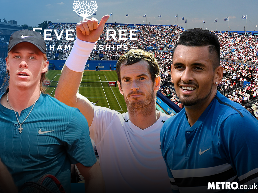 Five first-round matches to watch out for at Queen's including Andy Murray vs Nick Kyrgios