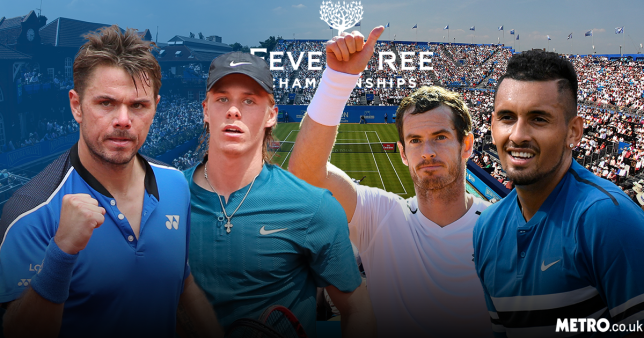 Five first-round matches to watch out for at Queen's