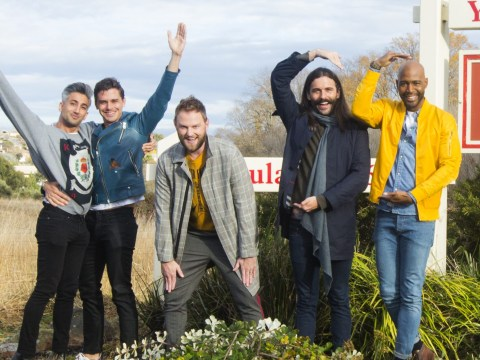 Queer Eye have just dropped an Australian special episode on us without warning and we're shook