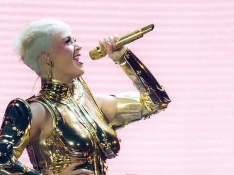 Watch the magical moment Katy Perry serenades a disabled fan at Melbourne concert