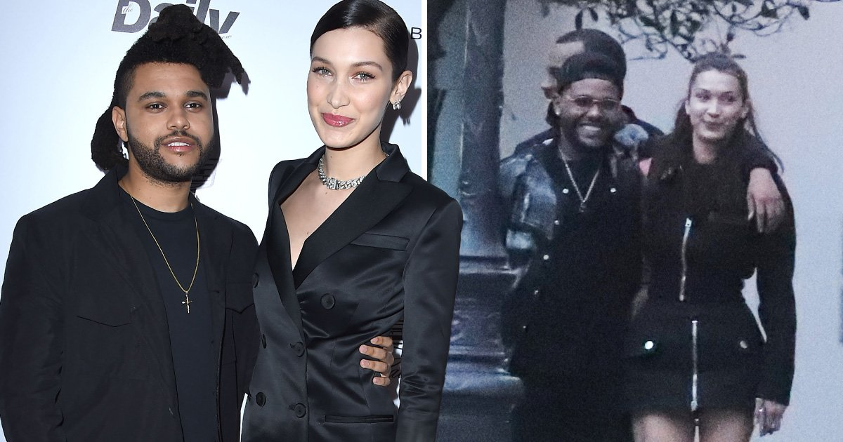 Bella Hadid and The Weeknd 'officially back together' as they seal the deal with romantic date