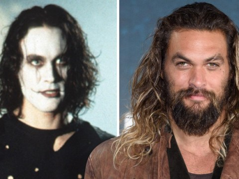 Jason Momoa exits reboot of cursed film The Crow five weeks before production