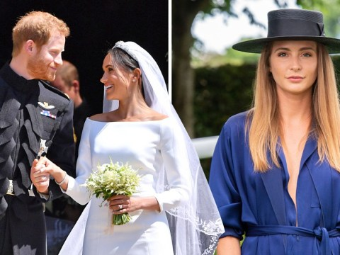 Prince Harry asked Meghan Markle to snub 'blabbermouth' Millie Mackintosh from royal wedding