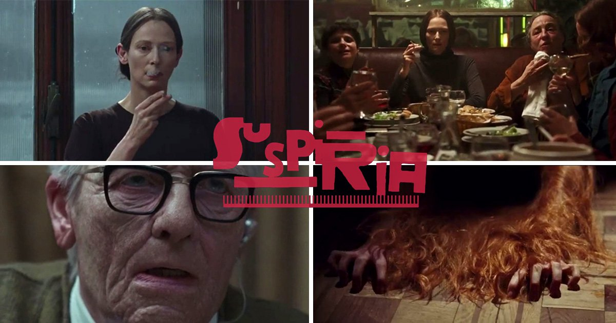 Nightmarish trailer for Call Me By Your Name director's horror remake Suspiria unveiled