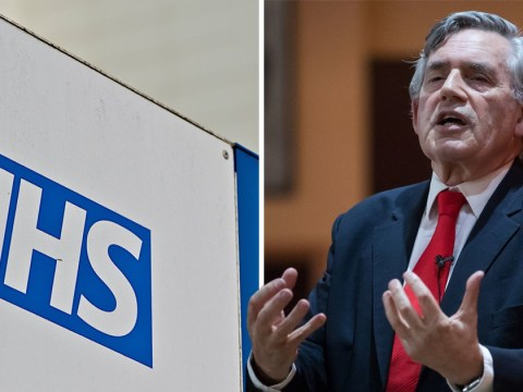 NHS in 'mortal danger' in its 70th year after being starved of cash, says Gordon Brown