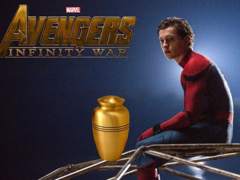 Spider-Man's ashes from Infinity War are on sale – and we're really not sure how to feel about it