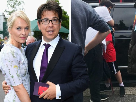 Michael McIntyre doing 'fine' after being mugged by moped thugs