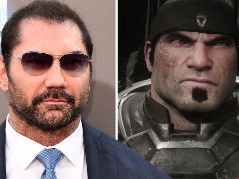 Dave Bautista is chasing Universal over that Gears Of War film: 'I've been knocking on their door'