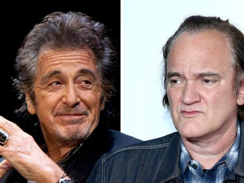 Al Pacino signs up for Tarantino's Once Upon A Time In Hollywood alongside Leo DiCaprio and Brad Pitt