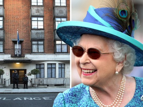 The Queen had eye surgery to remove cataract last month