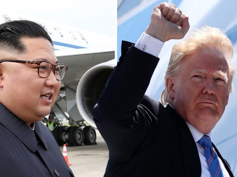 Kim Jong Un arrives in Singapore ready for historic meeting with Donald Trump