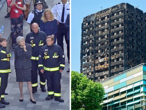 Theresa May, your response to Grenfell is nothing to be proud of