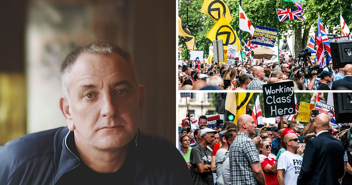 Former EDL member reveals far-right group preyed on people with genuine fears