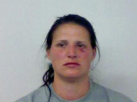 Policewoman bit best friend's nose until it was hanging off