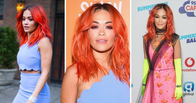 Rita Ora attends The Trevor Project TrevorLIVE NYC at Cipriani Wall Street