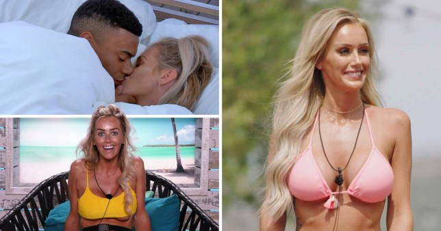 Love Island's Laura Anderson had sexual fantasies involving