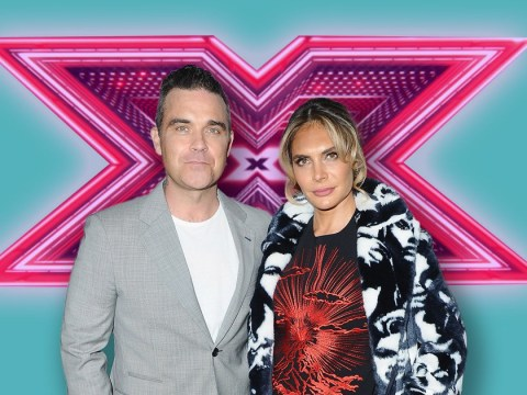 Robbie Williams and Ayda Field's X Factor stint 'confirmed' by Simon Cowell